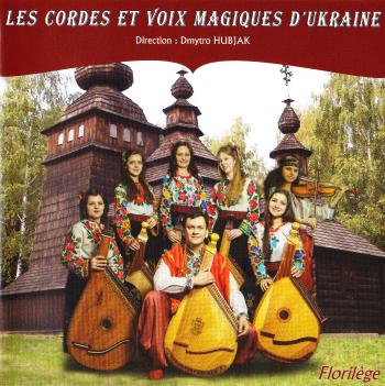 Les Cordes et Voix Magiques d'Ukraine - florilege - album 14 titres